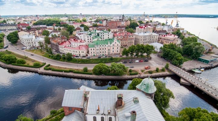 Выборг получил статус «города-музея»
