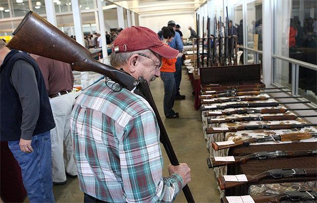 на хранение и ношение оружия