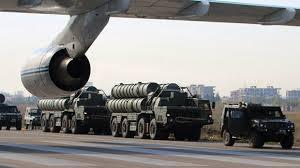 о поставках зенитных ракетных систем С-400
