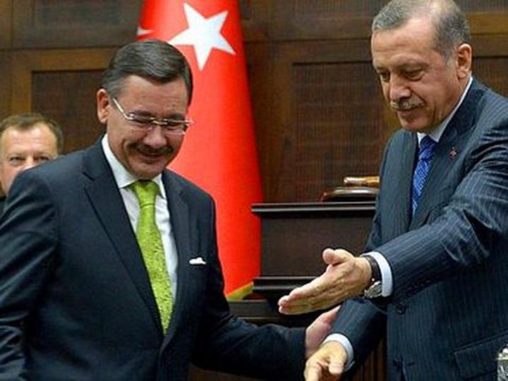 Мэр столицы Турции Анкары подал вотставку потребованию Эрдогана