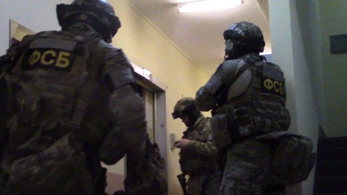 задержали четверых членов ИГ