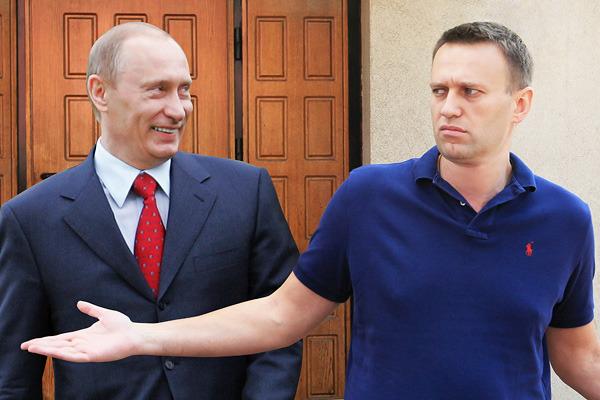 отказался принять иск Навального к Путину