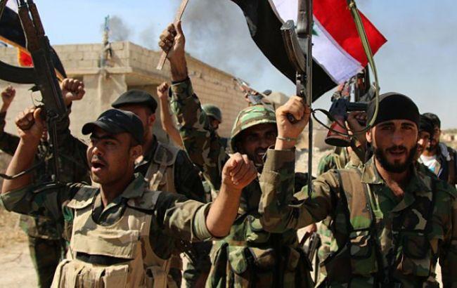 Путин сказал, что 98% территории Сирии подконтрольны Дамаску