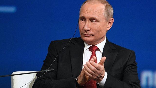 Клинтон назвала президента России угрозой