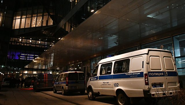 подозреваемых в стрельбе в Москва-Сити