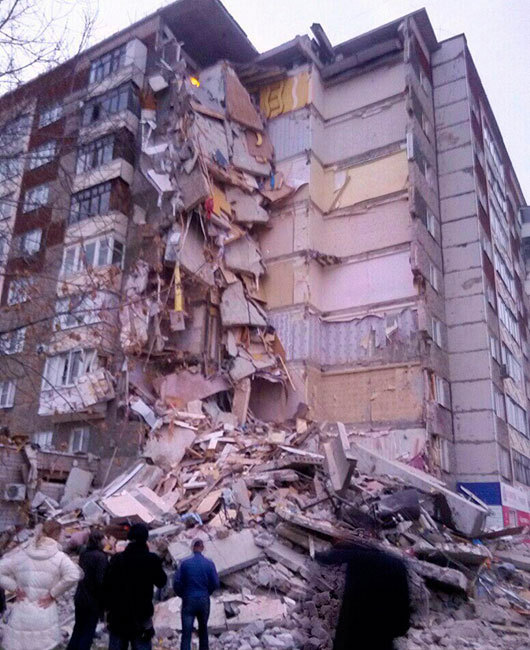 Подозреваемый в обрушении дома в Ижевске