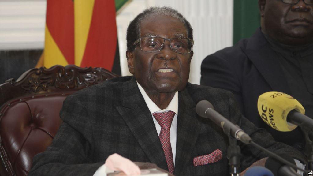 Мугабе согласился на отставку