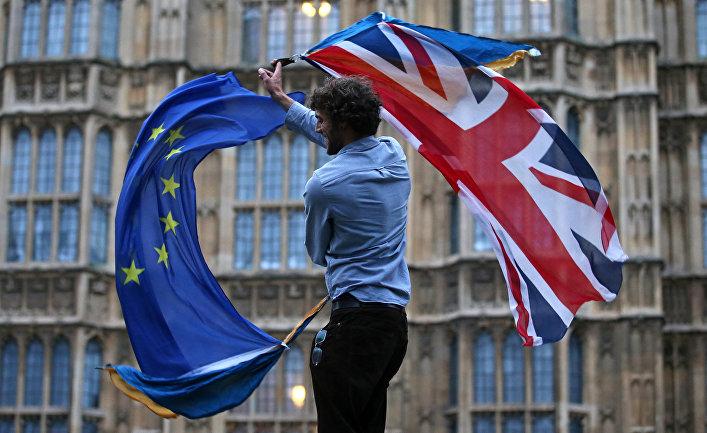 выхода Великобритании из состава Евросоюза