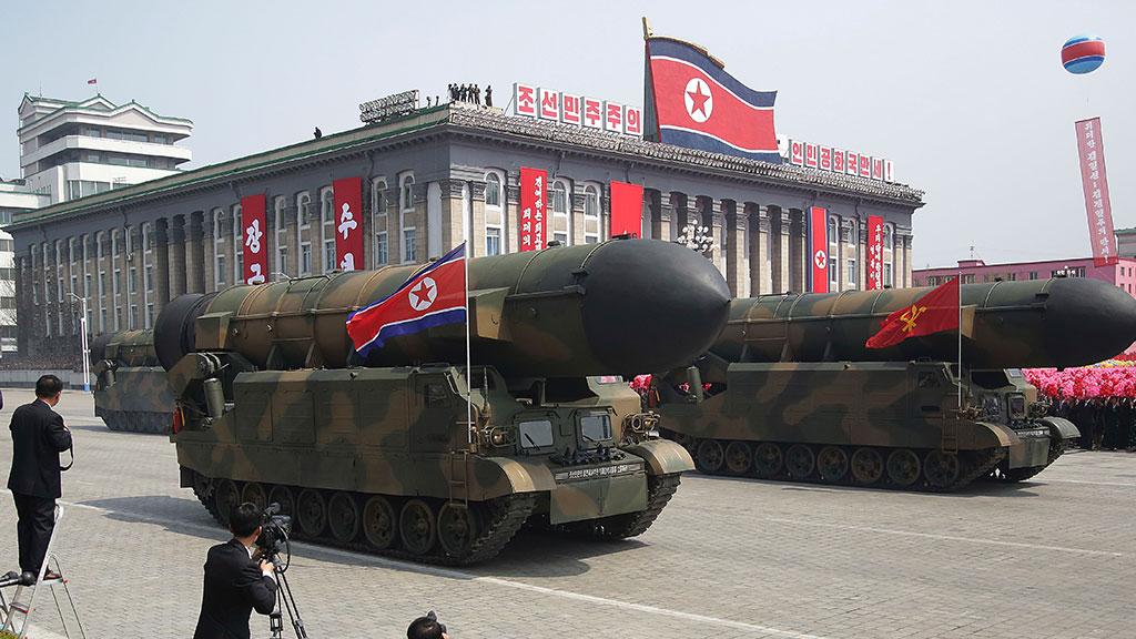 отношения с Северной Кореей