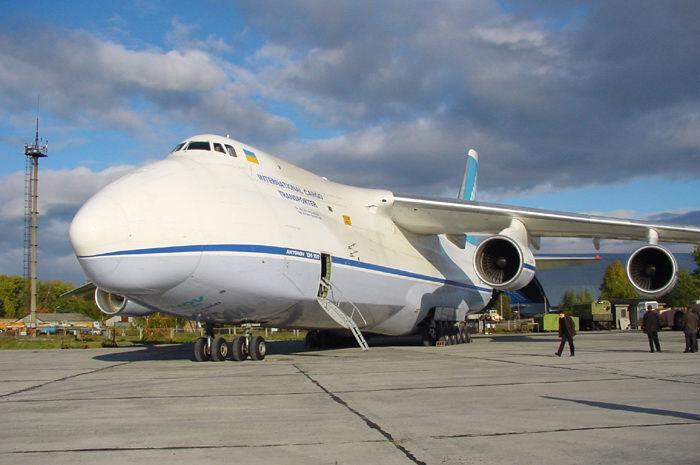 самолетов Ан-124-100 «Руслан»