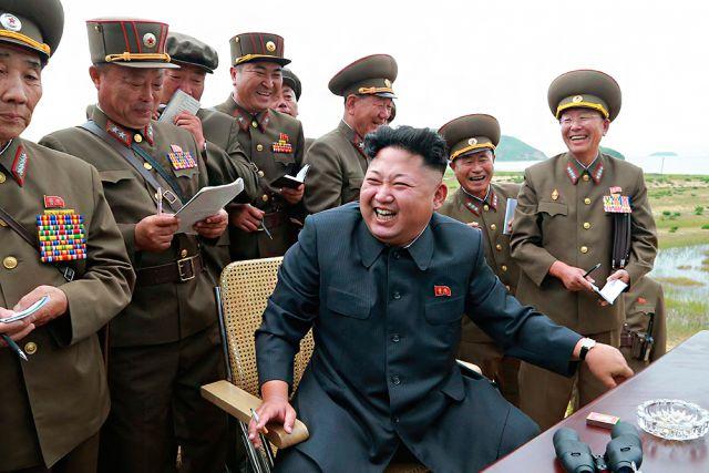 санкций к КНДР