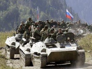 к границам Украины войска