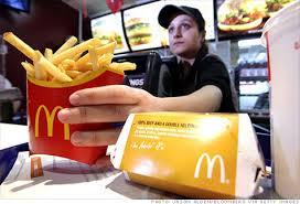 признать иноагентами McDonald's, KFC