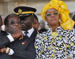 Бывший президент страны Роберт Мугабе