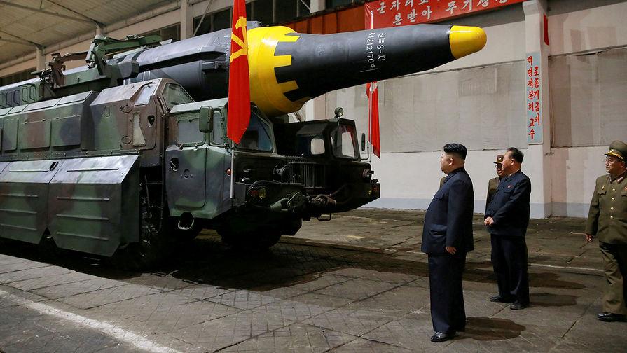 КНДР ядерных сил