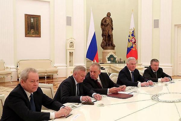 Путин представит Потомского кгоснаграде заработу вОрловской области
