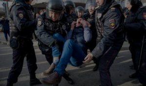 прошедшей 5 ноября в центре Москвы