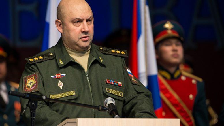 Суровикин назначен главнокомандующим ВКС