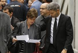 парламента Каталонии под полицейский надзор