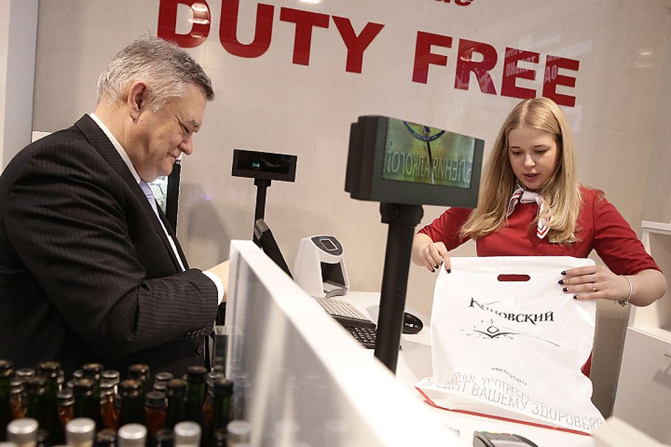 системы tax free в России