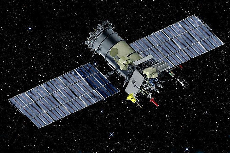 Спутник «Метеор-М», потерял связь со спутником
