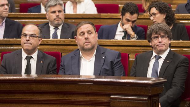 Испании потребовала арестовать