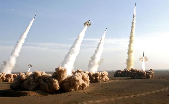 Иран увеличить дальность