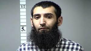 Саипов от имени террористической группировки ИГ