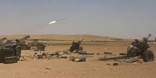 ракетный удар Израиля