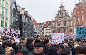 Оппозиции не удалось заставить мэра Риги Нила Ушакова уйти в отставку