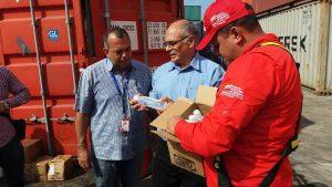 В Венесуэлу поступила гуманитарная помощь от «друзей»