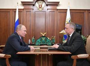 Беглов призвал не пускать на выборы в Петербурге «гнусное воронье» оппозиционных кандидатов