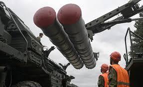 Российские ракеты для ПВО С-400 при перевозке в Китай попали в шторм и были уничтожены