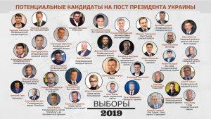 Украина — 2019: шоу «Кандидат» или «власть меняется»
