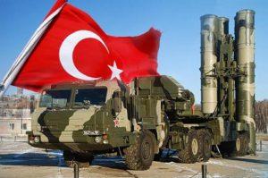 Турция планирует совместное с Россией производство ПВО С-500