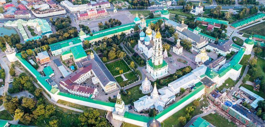Сергиев Посад хотят превратить в православный Ватикан за 140 млрд руб
