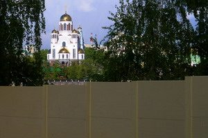 Екатеринбургская епархия покорилась Божественному Промыслу