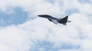 ВКС России получили два новейших истребителя МиГ-35