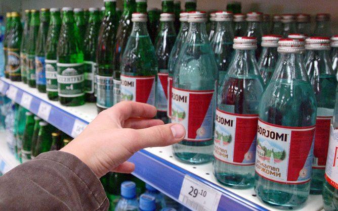 Роспотребнадзор предложил маркировать минеральную воду