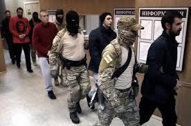 Россия и Украина обсуждают обмен задержанных украинских моряков