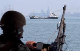 Военные корабли Ирана попытались захватить британский танкер в Персидском заливе