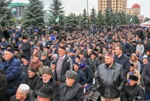 Ингушский протест как зеркало российской революции