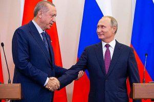 Эрдоган назвал сделку по С-400 важнейшим соглашением в истории современной Турции