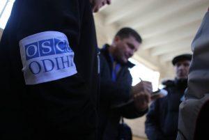 Украина не пустила российских наблюдателей от ОБСЕ на выборы в Раду