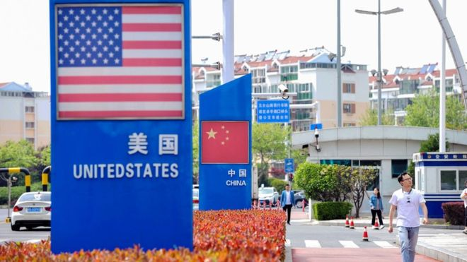 Трамп призвал американские компании уходить из Китая
