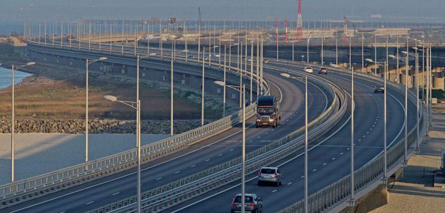 Власти задумали построить новую трассу к Крымскому мосту