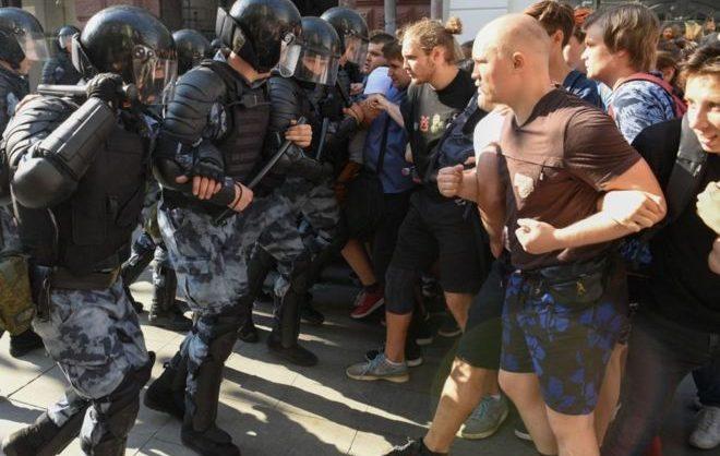 Мещанский суд Москвы выпустил из СИЗО фигуранта «дела 27 июля»