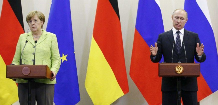 Москва назвала условия своего участия в нормандском формате в Париже