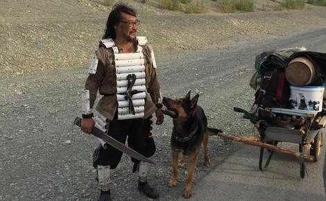 Шаман Саша схвачен вооружёнными людьми