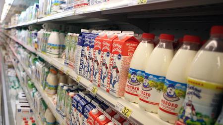 Молочная продукция в ноябре может подорожать на 10-12 %